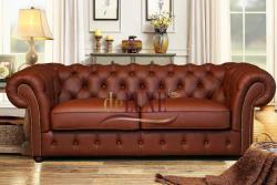 "Naujiena - sofa ""CHESTERFIELD ELEGANCE"""